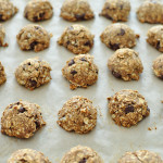 Banana Oat Snack Cookies